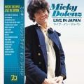 MICKY DOLENZ Live In Japan Import LP