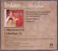 KELLY CLARKSON Breakaway USA CD5 Promo w/2 Tracks