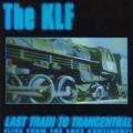 KLF Last Train From Trancentral USA CD5 Promo w/3 Tracks