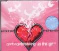GARBAGE Breaking Up The Girl AUSTRALIA CD5 Ltd.Edition Remix w/5 Versions