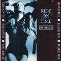 BLACK BOX Ride On Time GERMANY CD5 w/Remixes