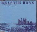 BEASTIE BOYS An Open Letter To NYC EU CD5 w/Live Track