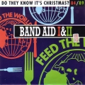 BAND AID Do They Know It's Christmas? 84/89 UK 7