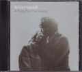 RICHARD ASHCROFT A Song For The Lovers UK CD5 w/3 Tracks