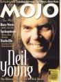 NEIL YOUNG Mojo (12/95) UK Magazine