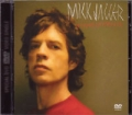 MICK JAGGER Visions Of Paradise DVD Pal UK w/Interview Clips, Video
