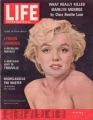 MARILYN MONROE Life (9/7/64) USA Magazine