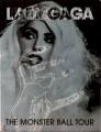 LADY GAGA 2010 The Monster Ball Tour USA Tour Program