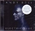 ANDY BELL Electric Blue USA CD Enhanced