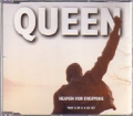 QUEEN Heaven For Everyone UK CD5 Part 2 w/4 Tracks