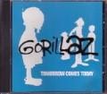GORILLAZ Tomorrow Comes Today USA CD5 Promo