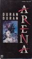 DURAN DURAN Arena JAPAN VHS Video