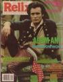 ADAM ANT Relix (Vol.10, #3) USA Magazine