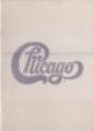 CHICAGO 1989 JAPAN Tour Program
