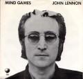 JOHN LENNON Mind Games USA 7