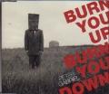 PETER GABRIEL Burn You Up, Burn You Down EU CD5
