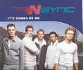 NSYNC It`s Gonna Be Me UK CD5 with BYE BYE B YE REMIX!