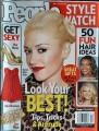 GWEN STEFANI People Style Watch (12/07-1/08) USA Magazine