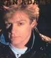 BRYAN ADAMS 1985 JAPAN Tour Program