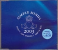 SIMPLE MINDS Don't You (Forget About Me) 2003 ITALY CD5