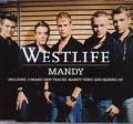 WESTLIFE Mandy UK CD5 w/5 Tracks including Video