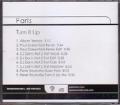 PARIS HILTON Turn It Up USA CD5 Promo w/9 Mixes