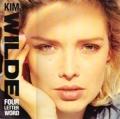 KIM WILDE Four Letter Word UK 12