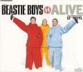 BEASTIE BOYS Alive UK CD5 Part 1 w/Video