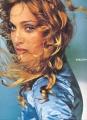MADONNA Ray Of Light USA Promo Cardboard Flat