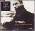 STING After The Rain Has Fallen EU CD5 w/4 Tracks