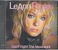 LEANN RIMES Can`t Fight The Moonlight USA CD5