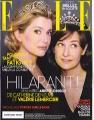 CATHERINE DENEUVE Elle (11/14/05) FRANCE Magazine