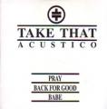 TAKE THAT Acustico SPAIN CD5 Promo w/3 Tracks