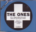 THE ONES Superstar EU CD5