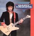 GARY MOORE 1985 JAPAN Tour Program