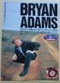 BRYAN ADAMS So Far So Good 1993 JAPAN Promo Advance Flyer