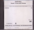 FAITH HILL Breathe The Hex Hector Remixes USA CD5 Promo Only