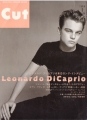 LEONARDO DiCAPRIO Cut (1/98) JAPAN Magazine