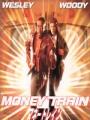 MONEY TRAIN Original JAPAN Movie Program JENNIFER LOPEZ