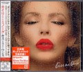 KYLIE MINOGUE Kiss Me Once JAPAN CD w/13 Trx