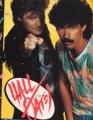 HALL & OATES 1985 Big Bam Boom JAPAN Tour Program