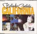 BELINDA CARLISLE California UK CD5 w/Live Tracks