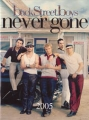 BACKSTREET BOYS Never Gone 2005 USA Tour Program