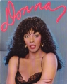 DONNA SUMMER 1977 USA Tour Program
