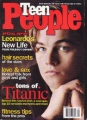 LEONARDO DiCAPRIO Teen People (5/98) USA Magazine