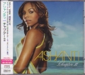 ASHANTI Chapter II JAPAN CD w/2 Extra Tracks