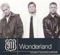 911 Wonderland UK CD5 w/3 Bonus Postcards & 2 B-Sides!!
