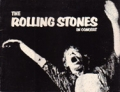 ROLLING STONES 1972 USA Tour Program