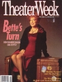 BETTE MIDLER Theater Week (12/6/03) USA Magazine