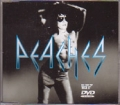 PEACHES featuring IGGY POP Kick It UK CD5 w/3 Tracks including Video